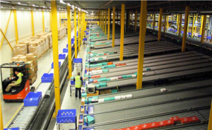 Clarks awards handling system for US logistics centre to KNAPP