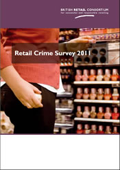 Retail crime costs soar, BRC Retail Crime Survey 2011 reveals