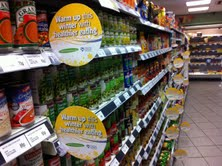 Spar stores support Scottish government's Healthy Living initiative