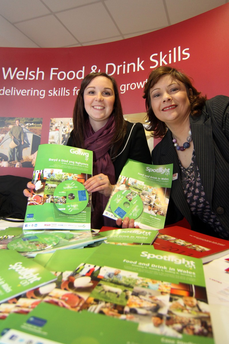 Welsh food and drink industry launches recruitment drive with careers guide