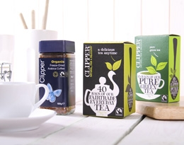 Dutch food group, Wessanen, adds Clipper Teas to wholesome product portfolio