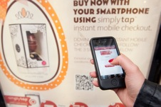 Thorntons launches outdoor campaign featuring mobile checkout app