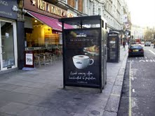 Caffè Nero launches outdoor advertising campaign to boost coffee credentials
