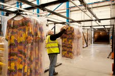 Torque invests £1m in processing centre in Leeds to deliver pristine fashion