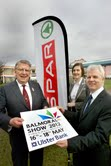 Spar renews sponsorship of agricultural show in Northern Ireland