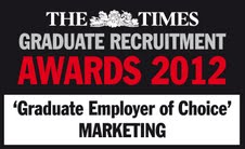 Unilever is graduates' marketing employer of choice in recruitment awards