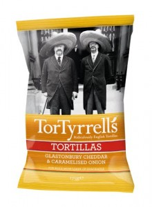 Tyrrells launches English-take on Mexican Tortilla Chips