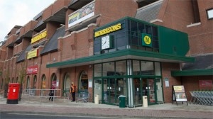 Morrisons feels mid-market squeeze as like-for-like sales dip 1% in first quarter