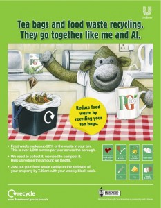 Unilever teams up with WRAP and Essex councils to promote tea bag recycling