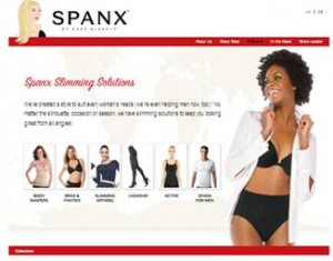 Shapewear brand promoted by US celebrities, Spanx, launches UK website