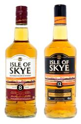 Ian Macleod Distillers unveils new design for Skye Blended Scotch Whisky range