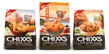 Plusfood launches Chixxs frozen chicken snacks and secures Tesco listing