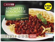 Spar UK launches value promotions on own label ready meal range