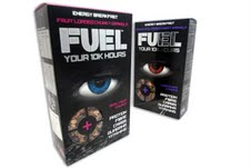New energy cereal, Fuel, created to appeal to sports and fitness enthusiasts