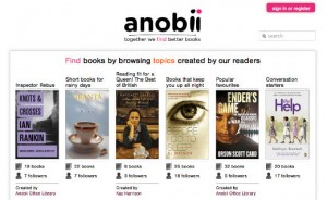Sainsbury's acquires majority stake in social network and e-books retailer, Anobii