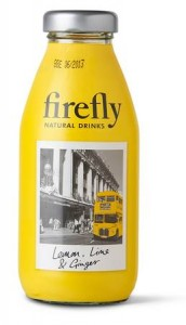 Firefly ties with Selfridges to launch drink bottle in retailer's signature yellow