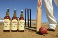 Isle of Skye Blended Scotch Whisky sponsors Scottish beach cricket team