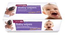 Spar UK relaunches own label baby wipes with preservative-free formula