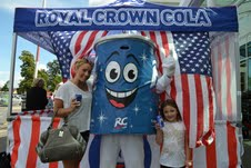 RC Cola tours Asda stores with American funfair to raise brand awareness