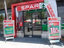 Spar opens Switzerland's first Express store at railway station location