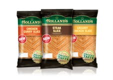 Holland's Pies debuts savoury slices in convenience and forecourt stores