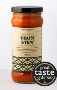 Pepper and Stew scoops Gold Great Taste award for African cooking sauce