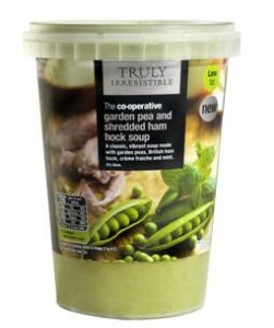 Co-operative Food adds new flavours and recipes to premium soup range