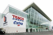 Tesco's half-year profits take a tumble in challenging retail environment in Europe