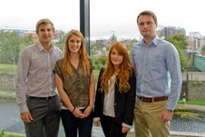Advertising agency to Asda and Greggs, Gratterpalm, recruits new interns