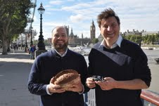 Peckham Rye bread named The Londoners' Loaf in first real bread contest