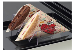 Cake maker, Erlenbacher, targets on-the-go market with new Cakewich