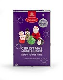 Renshaw launches limited edition Christmas cake decorations modelling kit