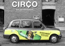 RTD, Hooch, marks UK comeback with London Taxi Advertising campaign