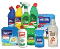 Spar UK revamps own label household range and adds four new lines