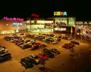 Ikea's Mega shopping malls are gateway for western retailers to enter Russia