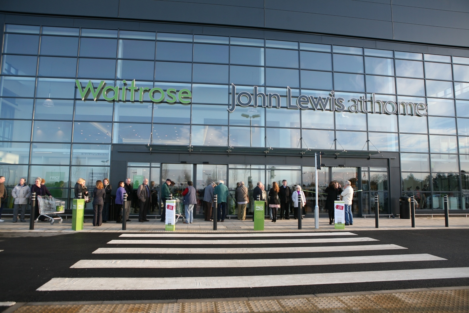 First Adjacent John Lewis At Home And Waitrose Stores Open