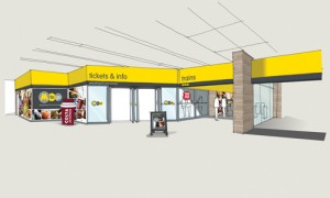 Merseyrail pilots new convenience and ticketing store design by M Worldwide
