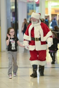 Eight-year old to consult shopping centre on children's events as 'head of fun'