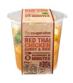 Co-operative Food extends Food to Go range with two fresh meal pots