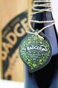 Badger Ales launches first beer in new series of limited edition collector's ales