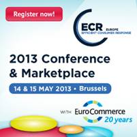 CEO of Carrefour and Coca-Cola European president to speak at 2013 ECR event
