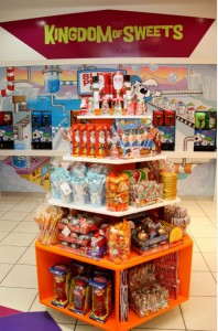 Kingdom Of Sweets opens new store at Lakeside shopping centre