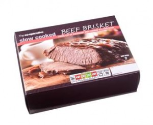 Co-operative launches slow-cooked meat products into frozen range