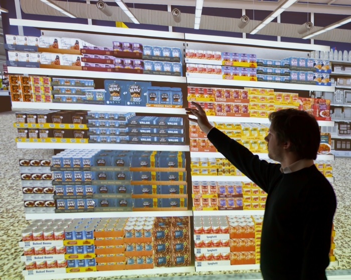 Tesco Invests In Virtual Merchandising Technology To