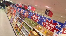 UK POS supplies northern discount chain, Quality Save, with point of sale needs