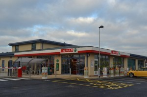 Spar opens store on former hotel site in £320,000 Blakemore Retail development
