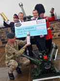Ian Macleod Distillers donates £31,000 to military charity, Help for Heroes