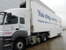 Tesco to cut carbon emissions with dual-fuel HGV fleet refuelling at Daventry site
