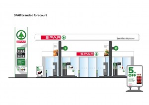 Spar UK to launch Spar-branded forecourt format in alliance with Harvest Energy