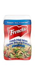 American mustard brand, French's, to launch French Fried Onions in UK
